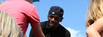 Čokoládová tretra s Usainem Boltem, 23. 5. 2012